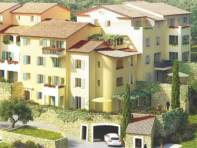 nieuwbouw, frejus, cannes, fayence, appartement, dorp, gezellig, kwaliteit, te koop, aanbod, nieuwbouw, zuid frankrijk, cote dazur