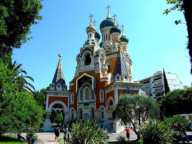 Nice-Cote-dAzur-Russische-kathedraal. appartement kopen in Nice