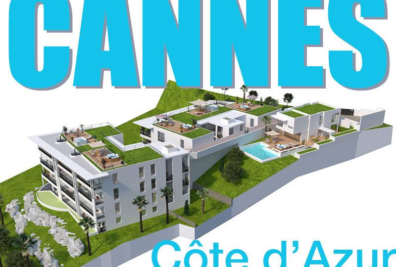 cannes nieuwbouw penthouse