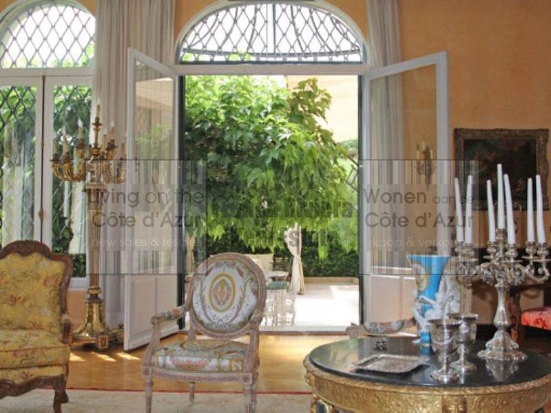 Cannes villa appartement