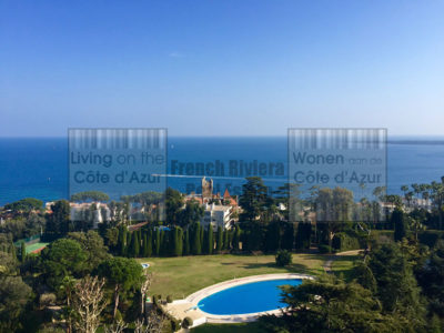 Cannes Californie apartment in prestigious residence with tennis