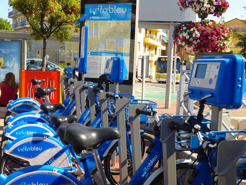 Zo huurt u een Vélo Blue fiets