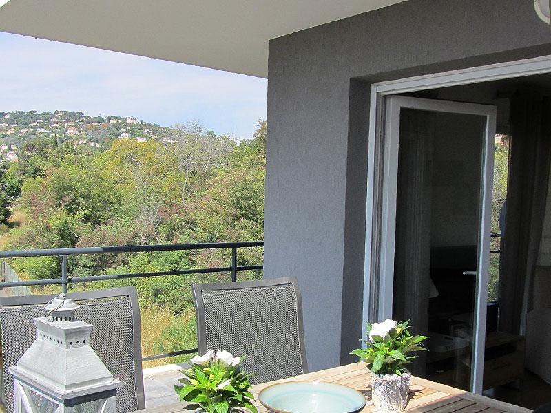 Golfe juan modern nieuwbouw appartement met zwembad - Modern appartement modern appartement ...