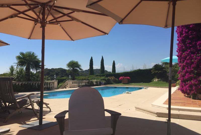 Villa Super Cannes met super uitzicht