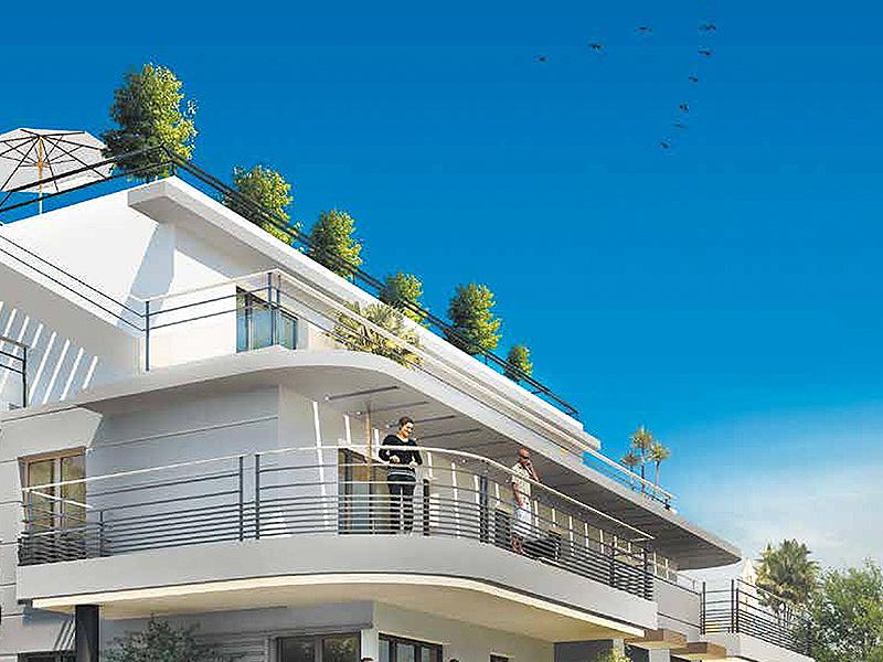 Saint Laurent du Var nieuwbouw dichtbij Nice, haven en strand