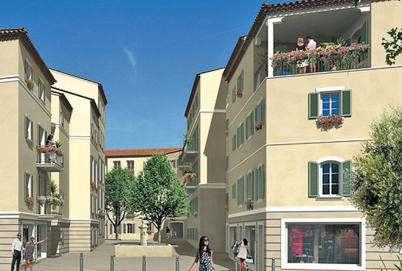 Exclusief wonen in nieuwbouw appartement Saint Tropez