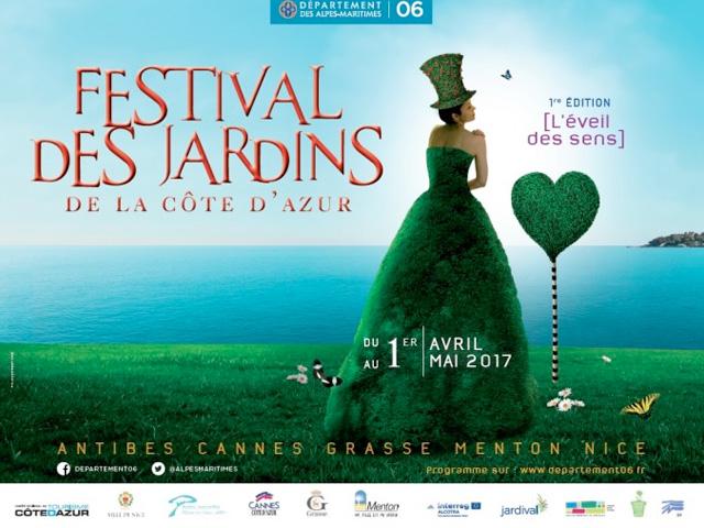 Festival des Jardins; een tuinfeestje langs de Zuid Franse kust
