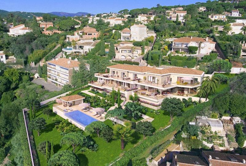 Luxe nieuwbouw appartementen Sainte Maxime