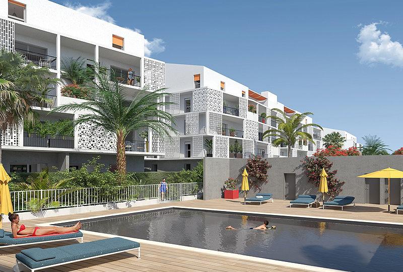 Een tweede woning in Cannes, dichtbij de Croisette - Côte Azur