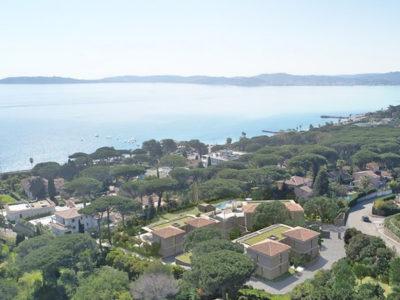 Nieuw in Sainte Maxime; stijlvol wonen aan het strand