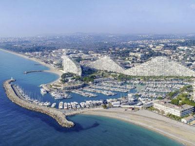 Villeneuve Loubet nieuwbouw aanbod bij Marina Bay des Anges