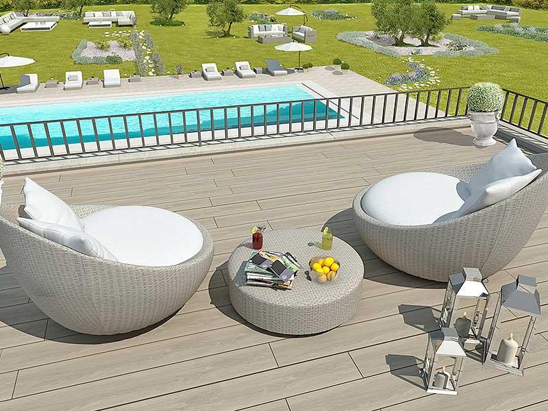 Nieuwbouw villa Mougins met verwarmd zwembad