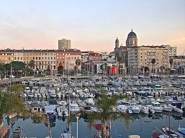 Côte d'Azur.