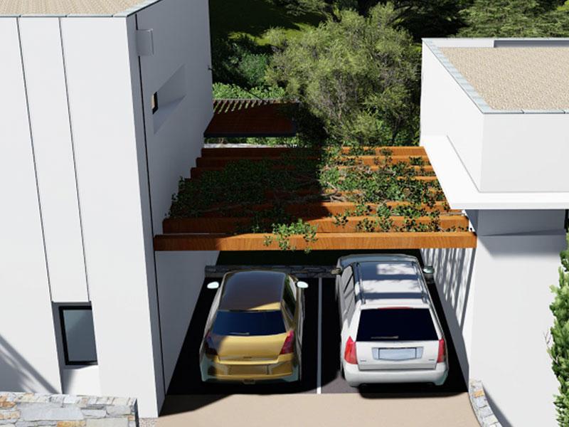 Nieuwbouw villa te koop Mandelieu