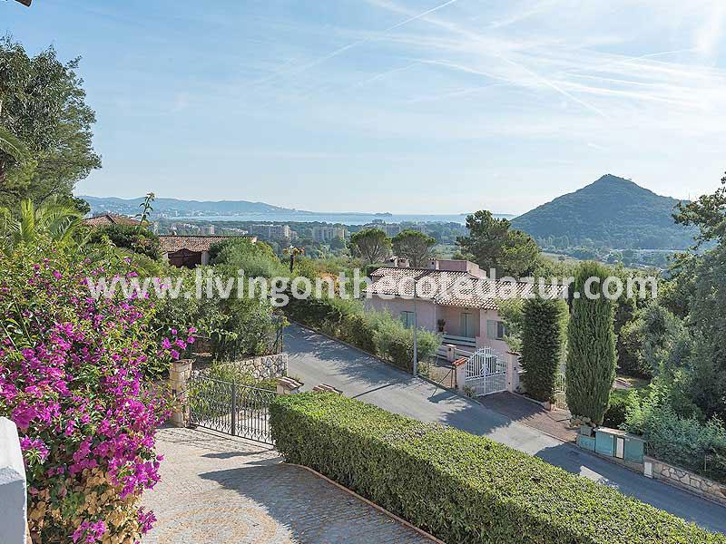 Provençaalse villa Mandelieu Minette dichtbij Chateau La Napoule