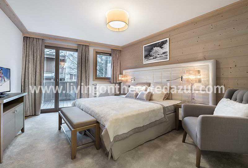 Luxe appartementen te koop in centrum Courchevel