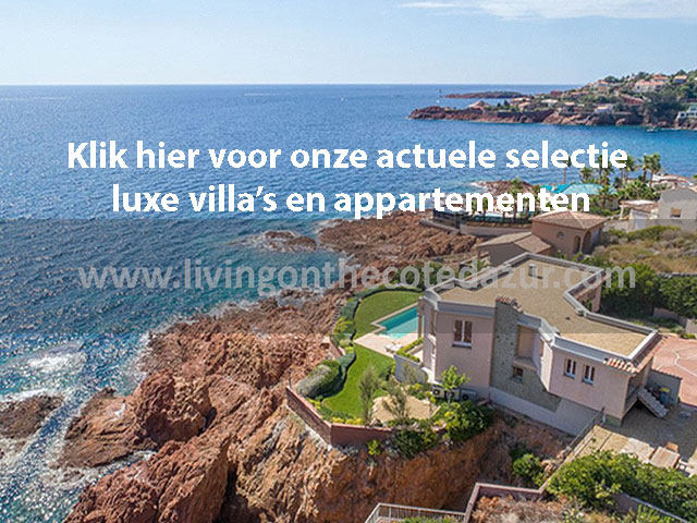 VIP Luxe vastgoed - Prestige villa's & appartementen Zuid Frankrijk