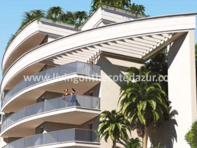 Beausoleil appartement : stijlvol wonen in paleis op 100 meter van Monaco