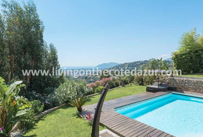 Contemporary villa te koop Mandelieu