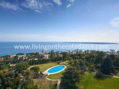 Het mooiste Cannes Californie penthouse is te koop in Saint Michel Valetta
