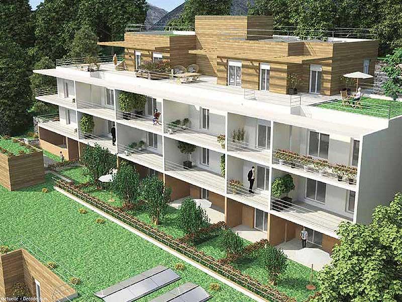 nieuwe appartementen Vence