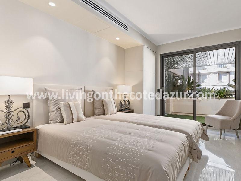 Wonen op niveau: luxe appartement in Cannes