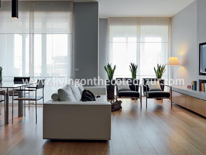 Stijlvol nieuw appartement Juan les Pins 3 minuten van strand