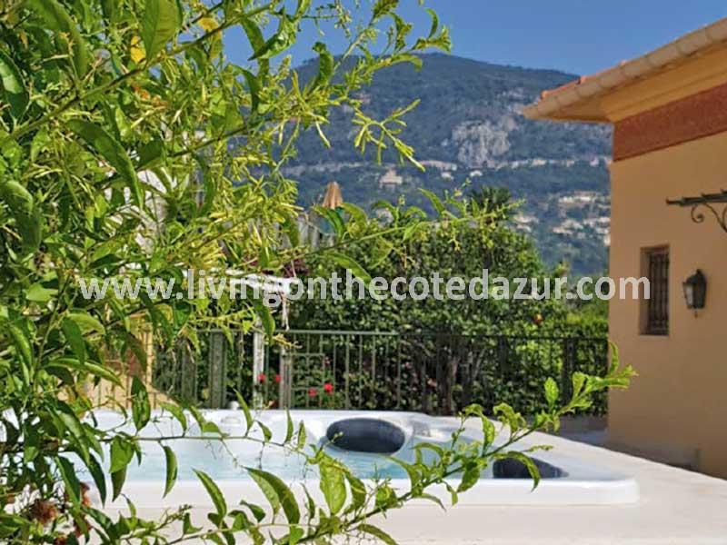 Saint Jean Cap Ferrat luxe villa direct aan zee