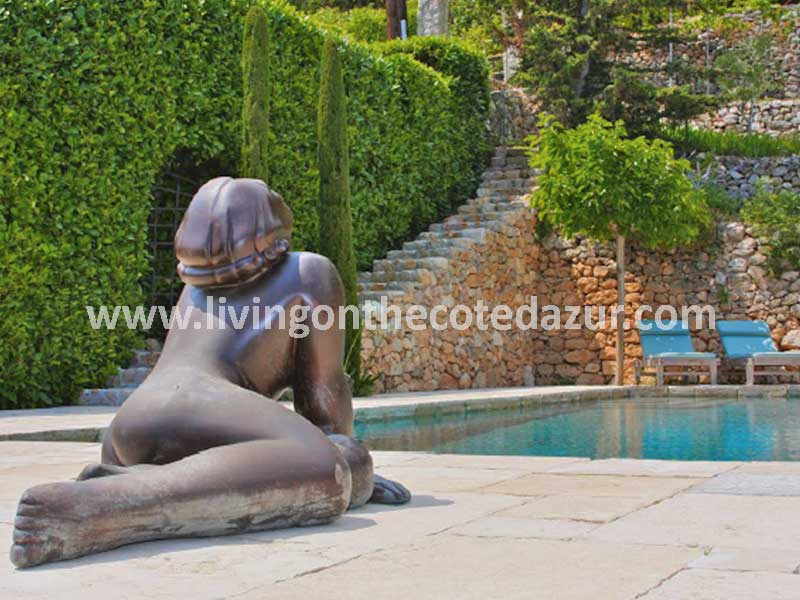 Karakteristieke stenen villa op absolute toplocatie Beaulieu sur Mer