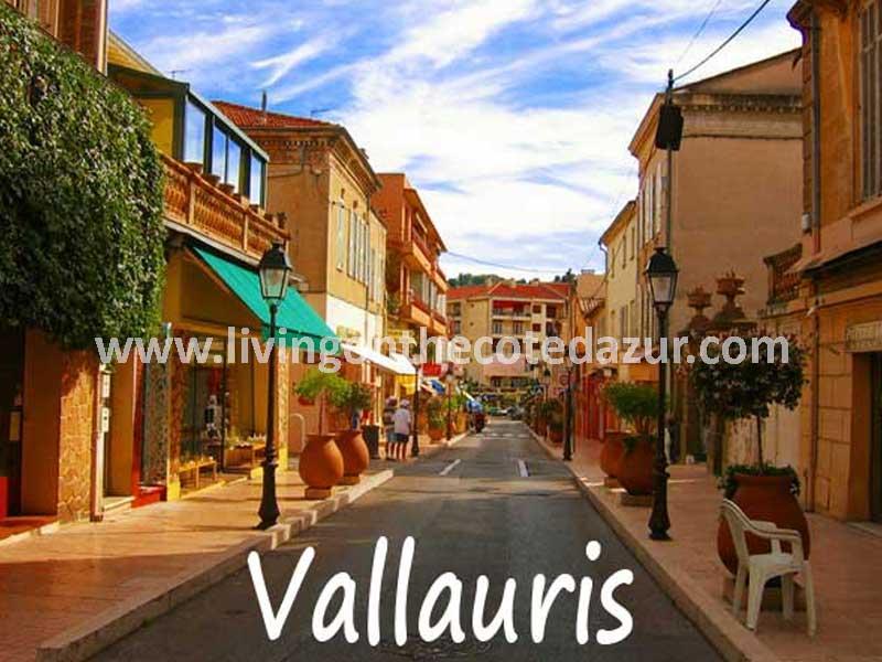 Vakantie paradijs in nieuwbouw Vallauris Golfe Juan