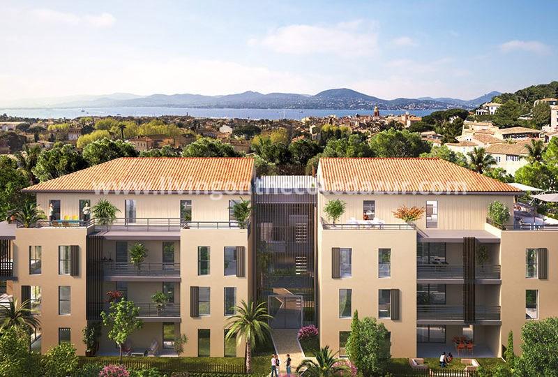 Laatste kans op nieuwbouw in centrum Saint Tropez