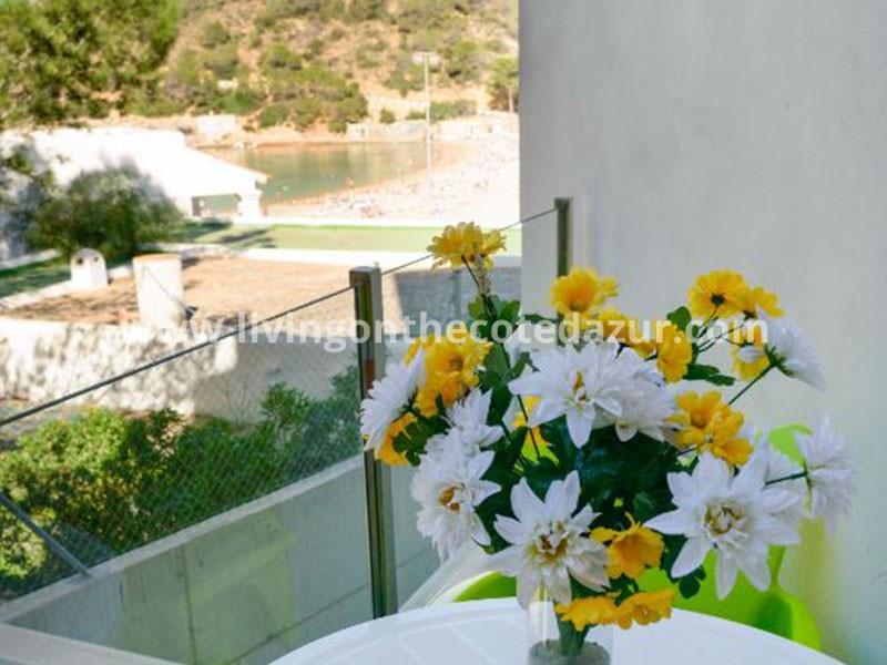 Nieuwbouw appartement Cala Vadella, Ibiza