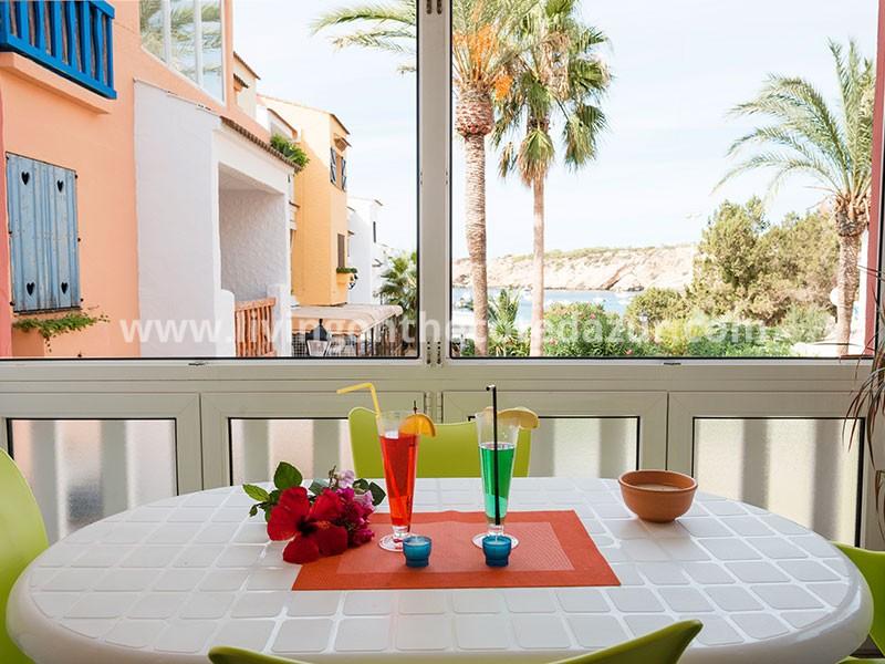 Voorbeeld van een heerlijk vakantie appartement op Ibiza