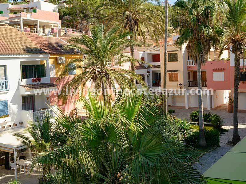 Cala Vadella Ibiza, vakantie appartementen te koop