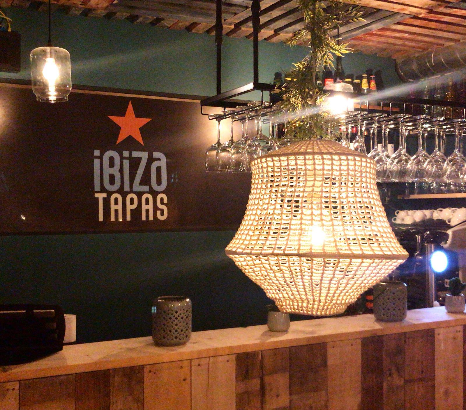 Het nieuwste restaurant van Cannes heet Ibiza Tapas