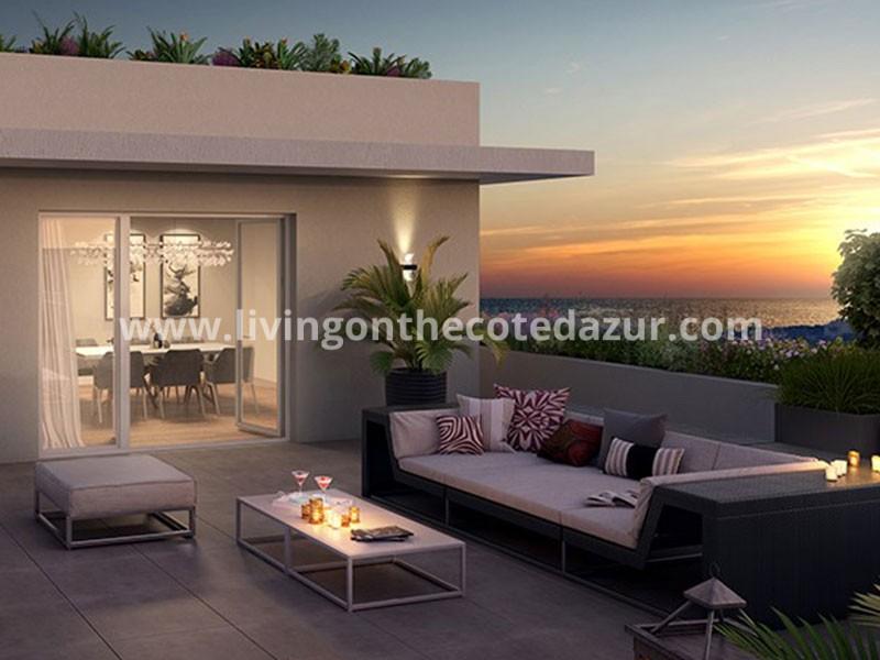 Dichtbij Monaco en dichtbij de natuur; nieuw wonen in Beausoleil