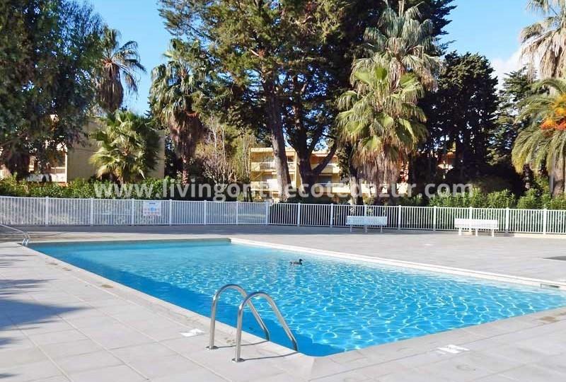 Appartement kopen met zwembad Juan les Pins