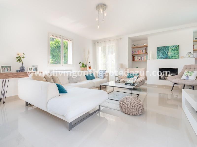 Saint Paul de Vence villa met zwembad en studio onder een miljoen