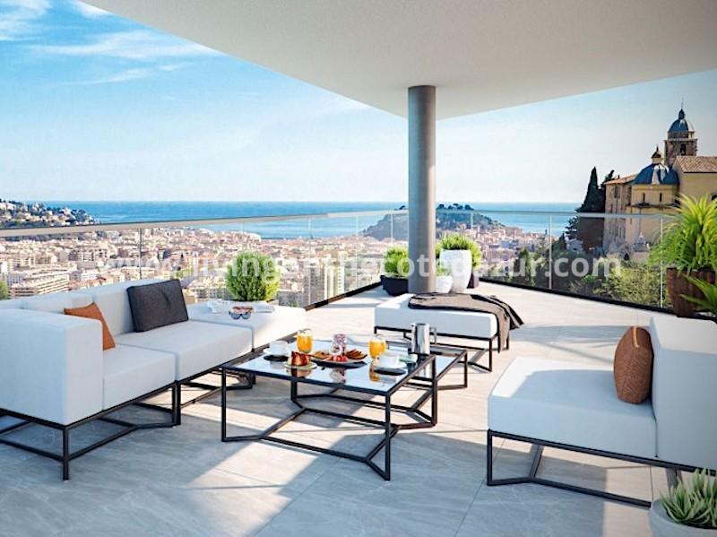 Sensationeel wonen in Nice Cimiez