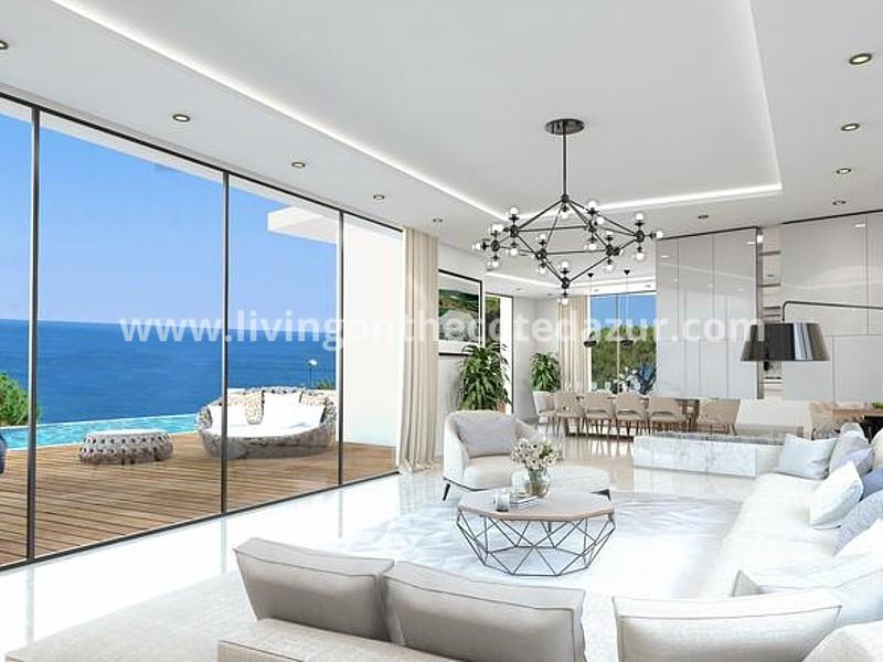 Exclusief wonen nieuwe villa aan zee Sainte Maxime