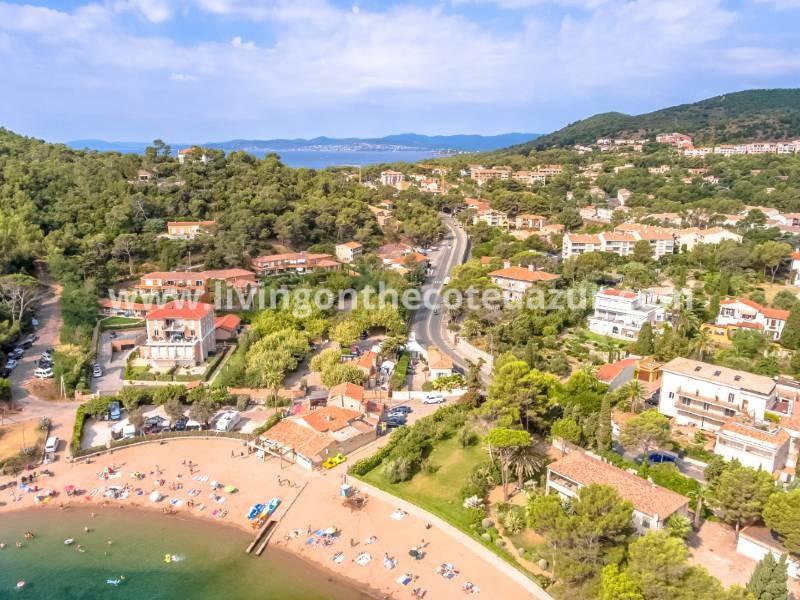 Nieuwbouw appartement op 150 meter strand Camp Long Agay, Saint Raphael