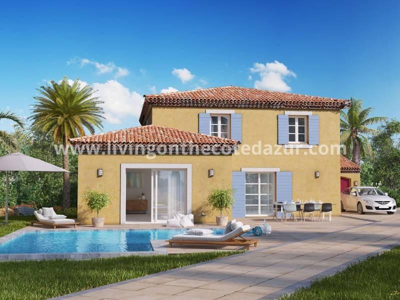 Hoog verhuurrendement met nieuwe villa Port Grimaud