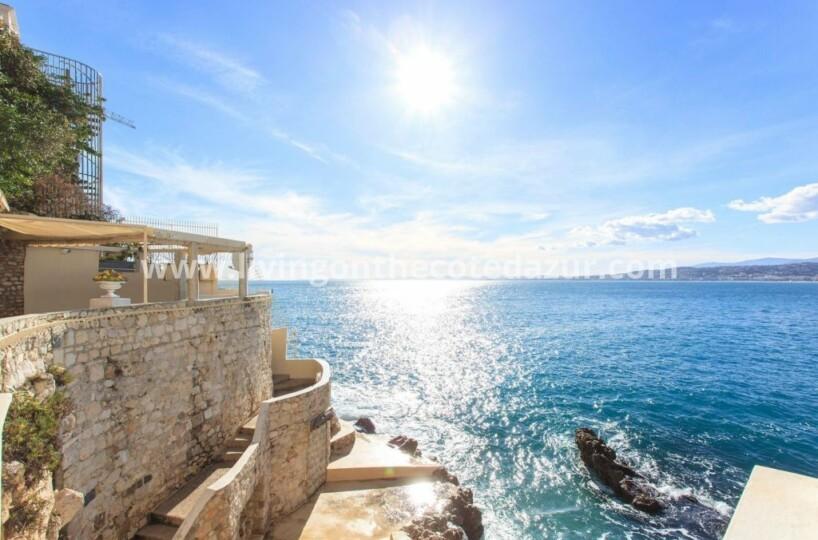 Tien voordelen om een villa direct aan zee in Zuid Frankrijk te kopen