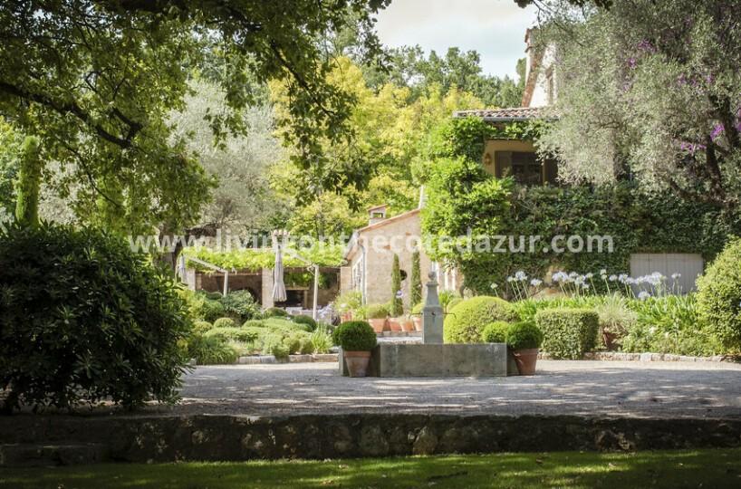 Tuin ontwerp en aanleg in Zuid Frankrijk voor het mooiste resultaat